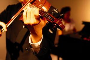 バイオリン防音室