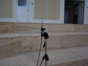 名古屋大学音楽室ホール音響測定