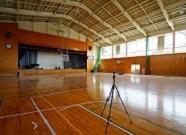 長野駒ケ根市東伊那小学校体育館音響測定