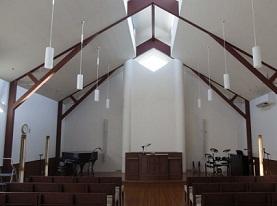 南房総イエス之御霊教会音響設備