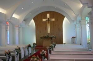 教会音響設備1