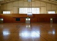 長野駒ケ根市東伊那小学校体育館音響測定2