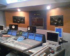 レコーディングスタジオ防音工事1
