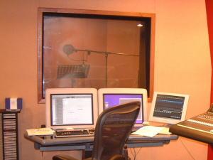 スタジオ設計