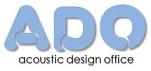 (株)音響設計ADO ロゴマーク