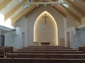 船橋聖書バプテスト教会音響設備