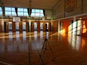 日立市立日高小学校体育館音響測定2