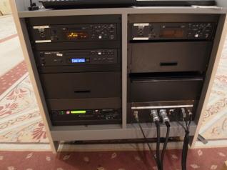 会議室音響設備1