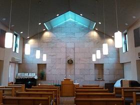 日本キリスト教団音響設備