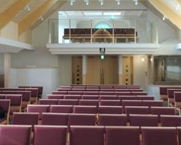 船橋聖書バプテスト教会音響