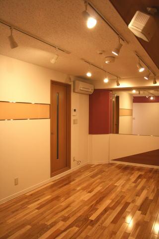サックス防音室1