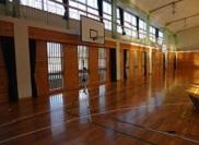 日立市立日高小学校体育館音響測定
