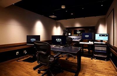 スタジオ音響設備